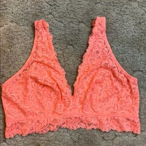 Forever 21+ Lace bralette